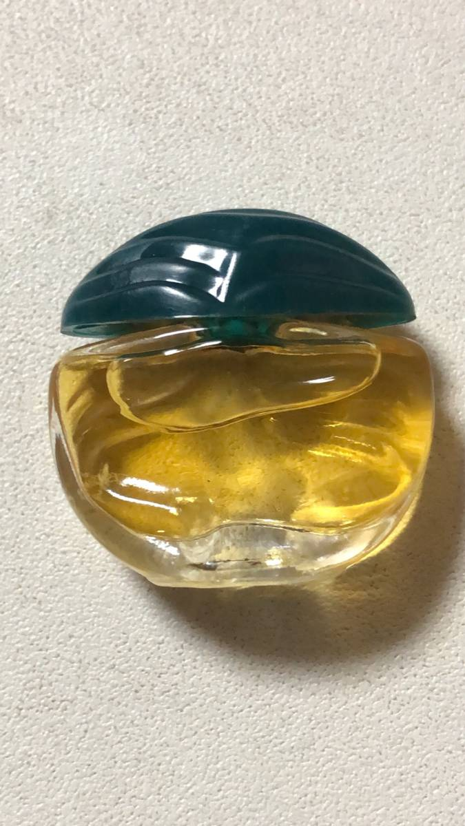 【未使用】 Revillon/Turbulences香水瓶 ミニチュア香水ボトル ミニガラスボトル French glass perfume bottle 【アウトレット】H8_画像2