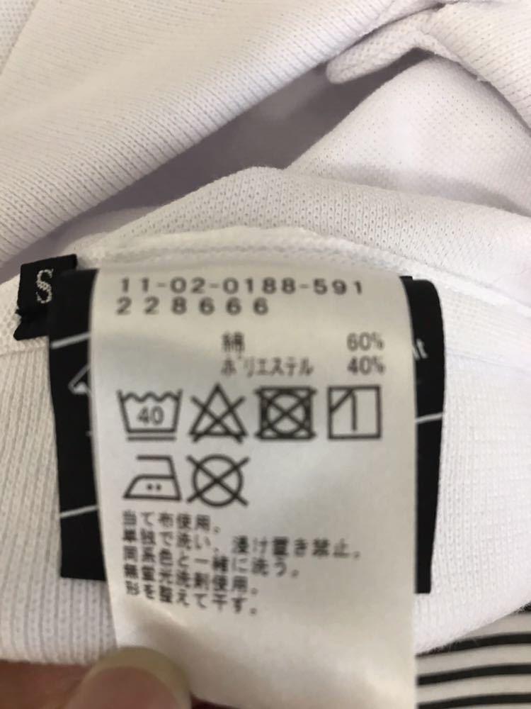 美品 メンズ BEAMS T くま ポロシャツ ビームス_画像5