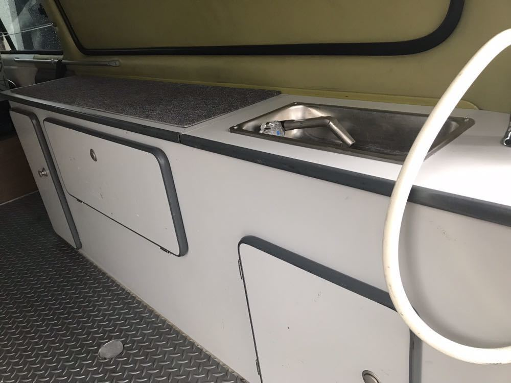 ロータスRV トランポ H11年式 ハイエースキャンピング 車検付 バンクベッド ディーゼルターボ 1KZ_画像7