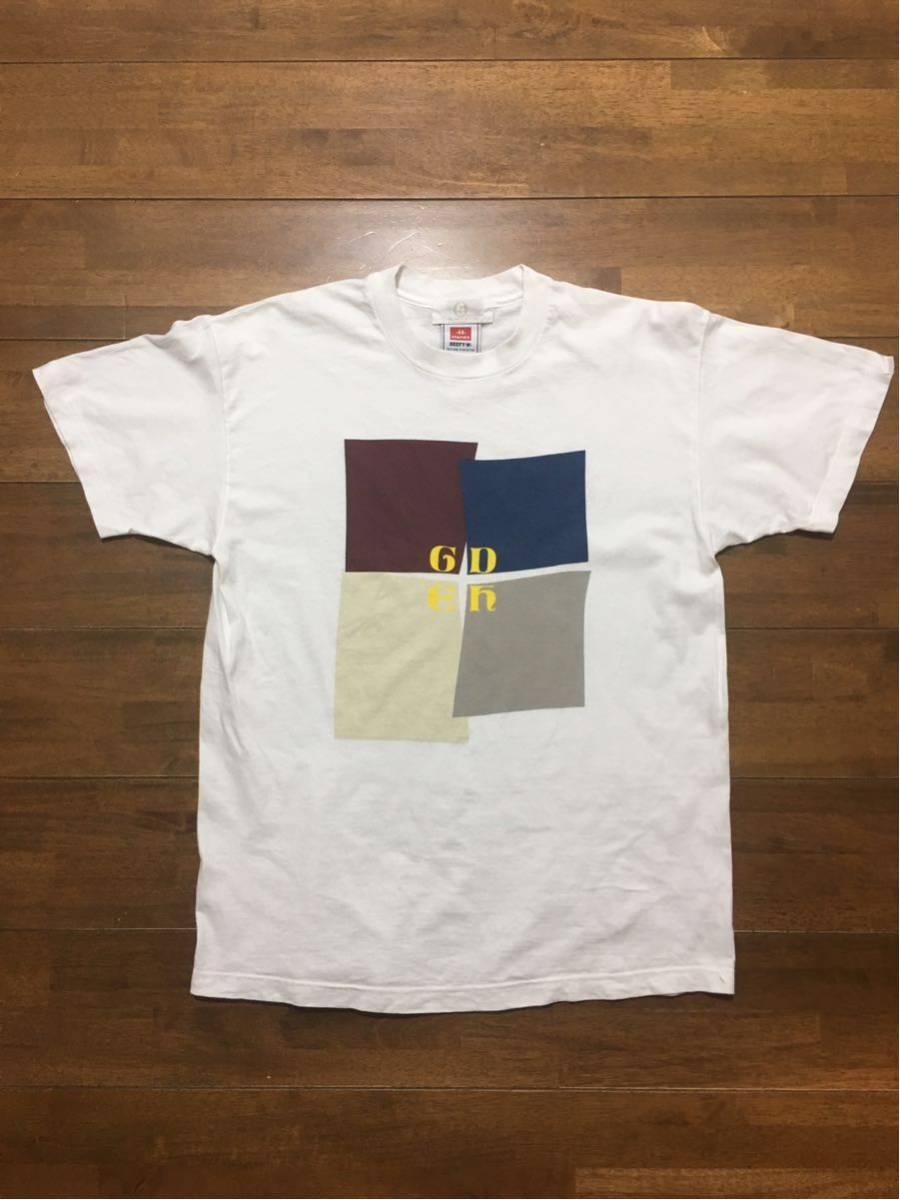 【90s 初期 オリジナル】GOOD ENOUGH Tシャツ L OLD ヴィンテージ アンダーカバー グッドイナフ エイプ 送料込み_画像1