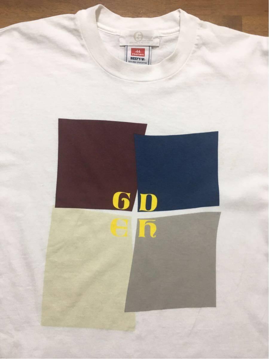 【90s 初期 オリジナル】GOOD ENOUGH Tシャツ L OLD ヴィンテージ アンダーカバー グッドイナフ エイプ 送料込み_画像3