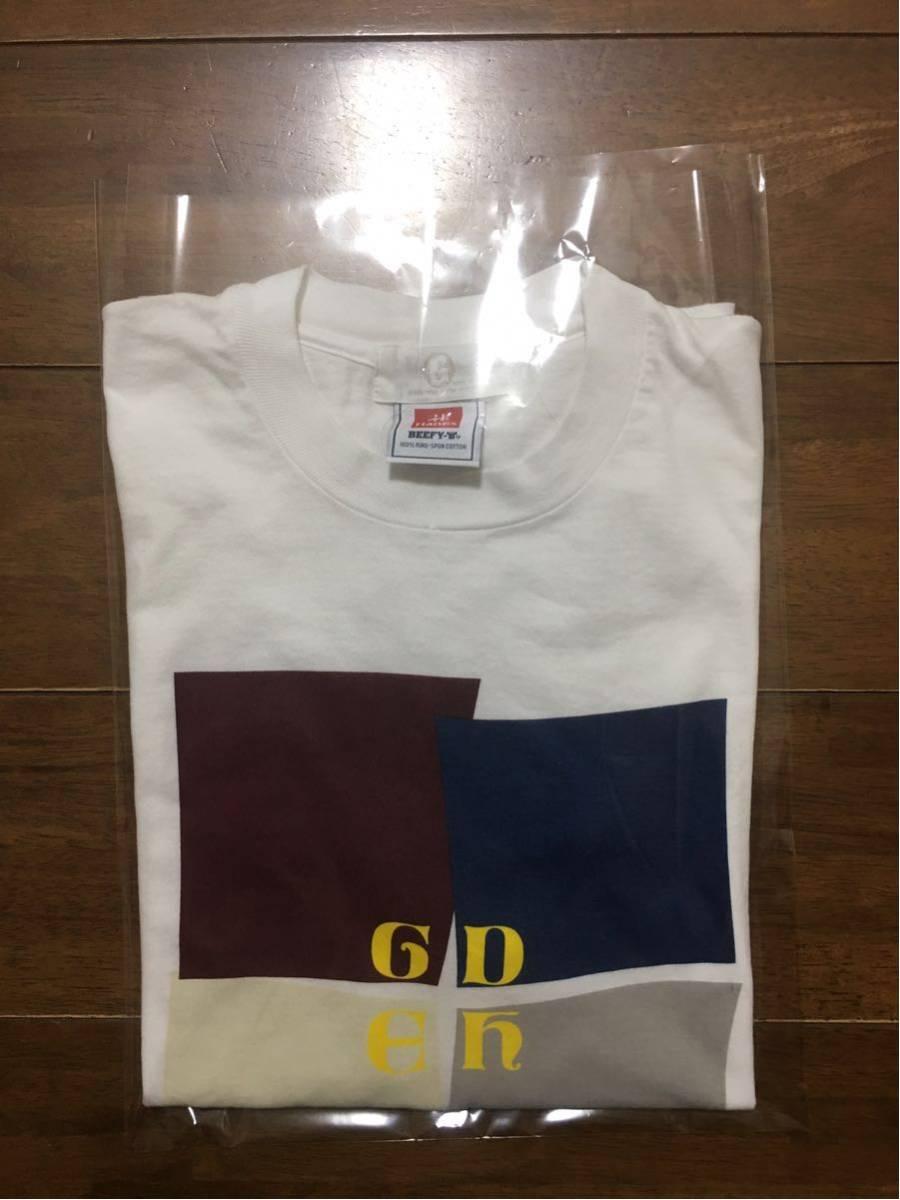 【90s 初期 オリジナル】GOOD ENOUGH Tシャツ L OLD ヴィンテージ アンダーカバー グッドイナフ エイプ 送料込み_画像8