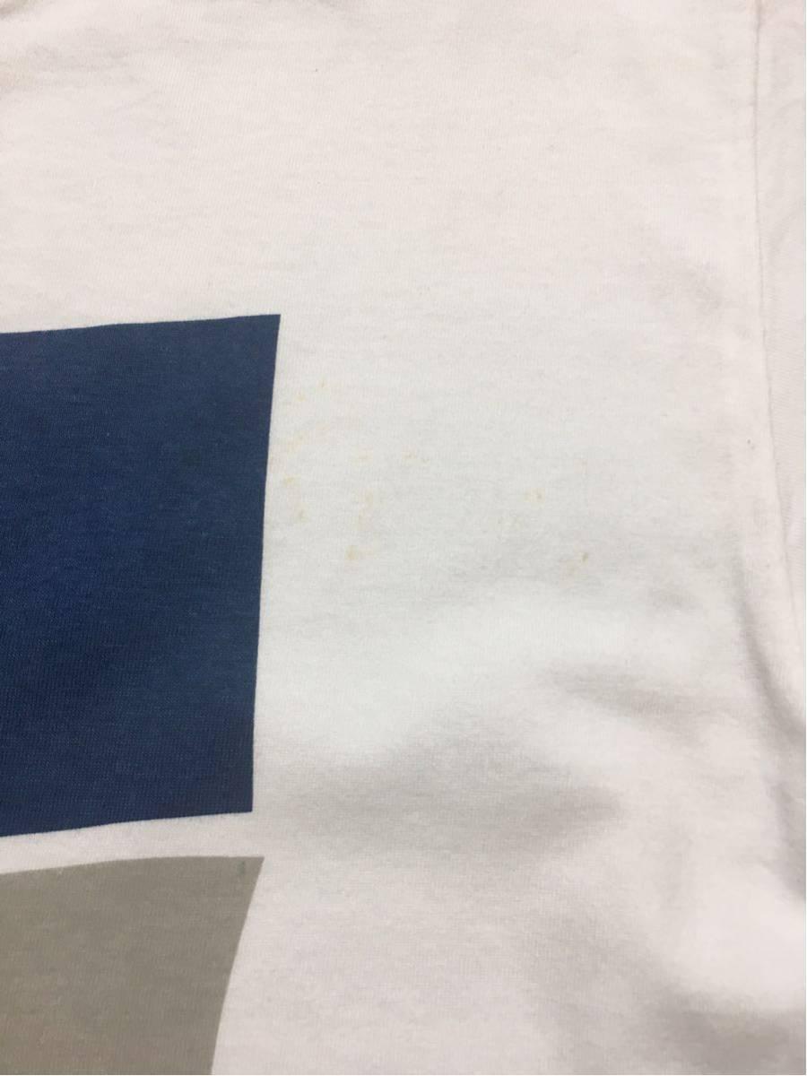 【90s 初期 オリジナル】GOOD ENOUGH Tシャツ L OLD ヴィンテージ アンダーカバー グッドイナフ エイプ 送料込み_画像7