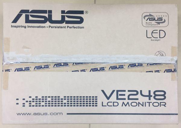 1円スタート ASUS VE248HR ゲーミングモニター 24型フルHD 1ms応答速度_画像8