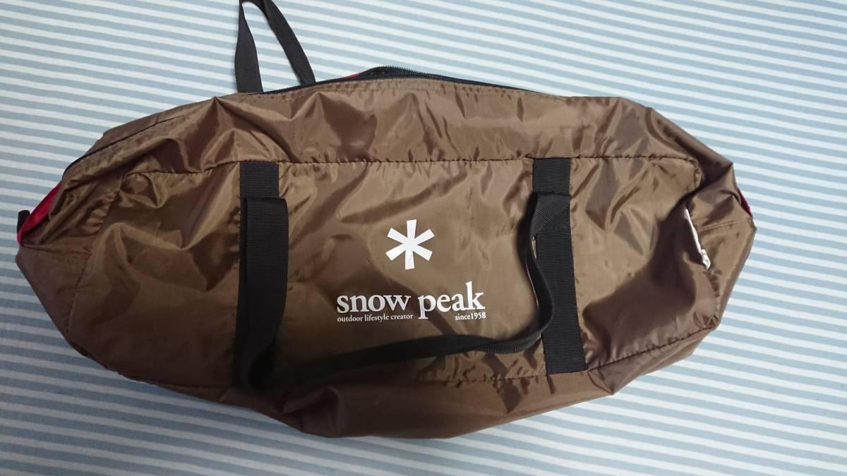 snow peak スノーピーク ランドブリーズ2 SD-632 グランドシート(SD-632-1)テント
