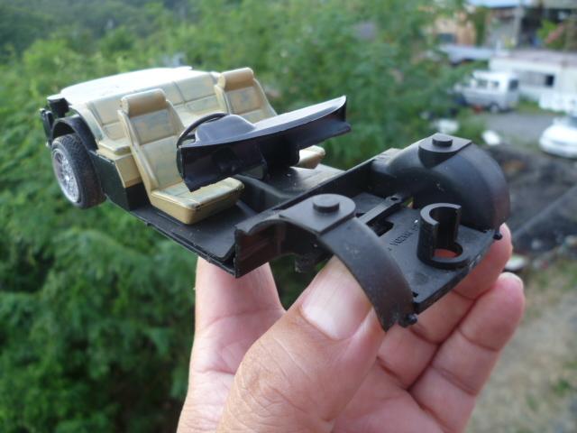 タミヤ1/24 SA22C 初代RX-7 レアな前期 ジャンク 設計図、未使用デカール付き 実質即決_画像5