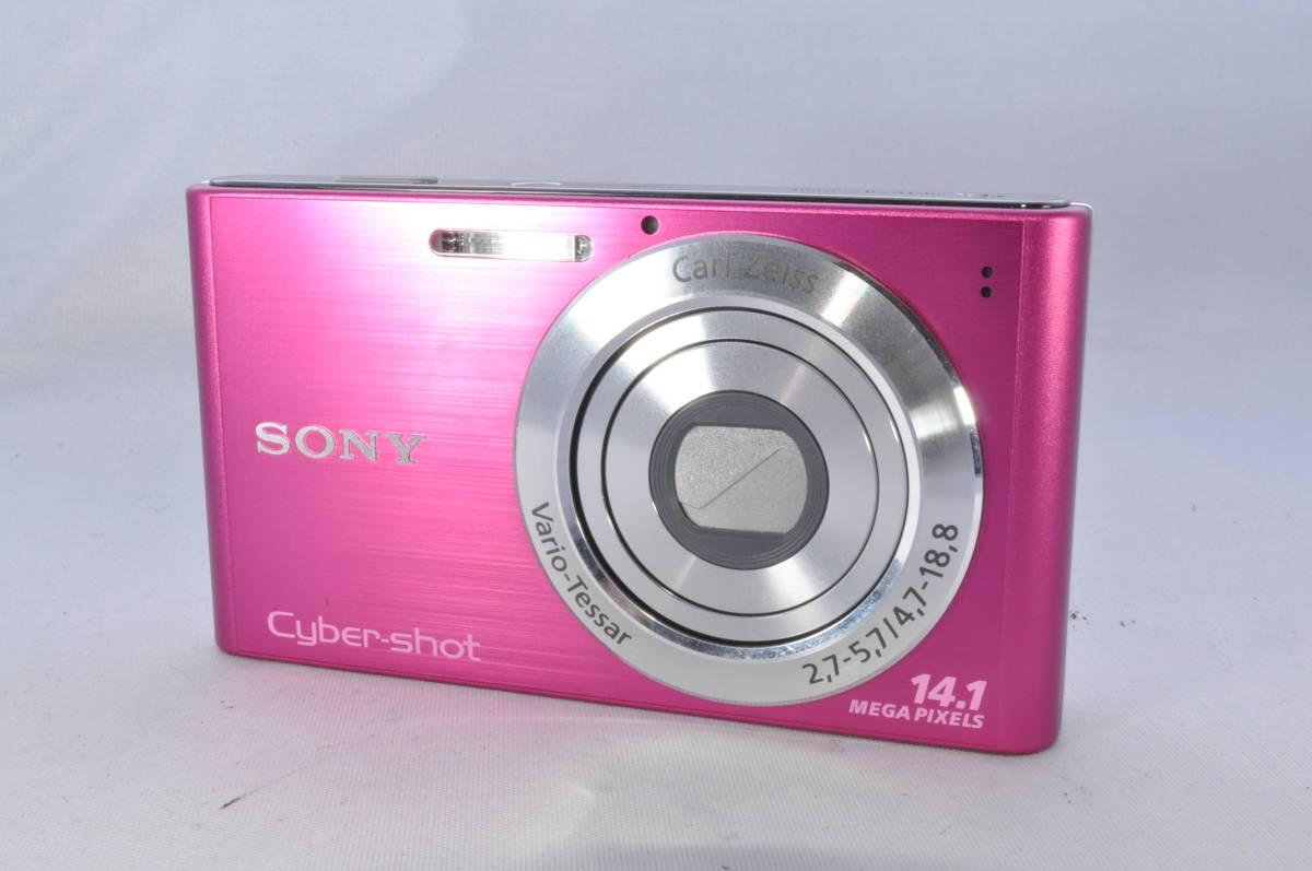 ★新品級★ SONY ソニー Cyber Shot DSC-W320 #5111_画像3