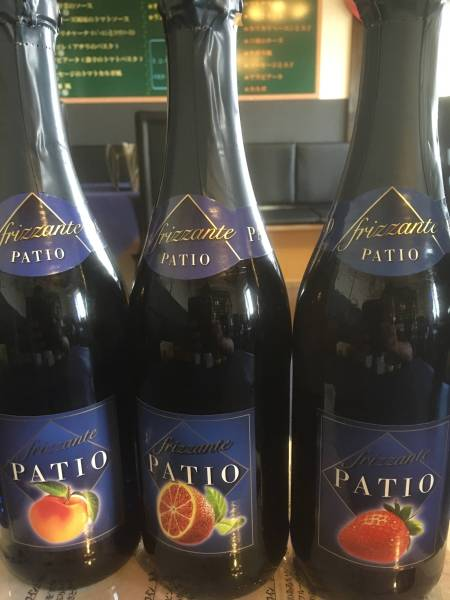 イタリア産フルーツスパークリングワイン3種類セット_画像1