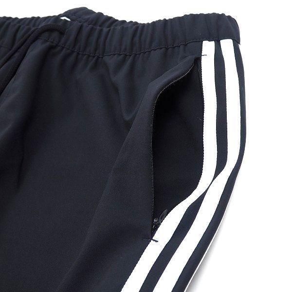 新品 adidas Originals アディダス オリジナルス セットアップ 上下セット フルジップ パーカー パンツ ビッグロゴ O ブラック D228_画像8