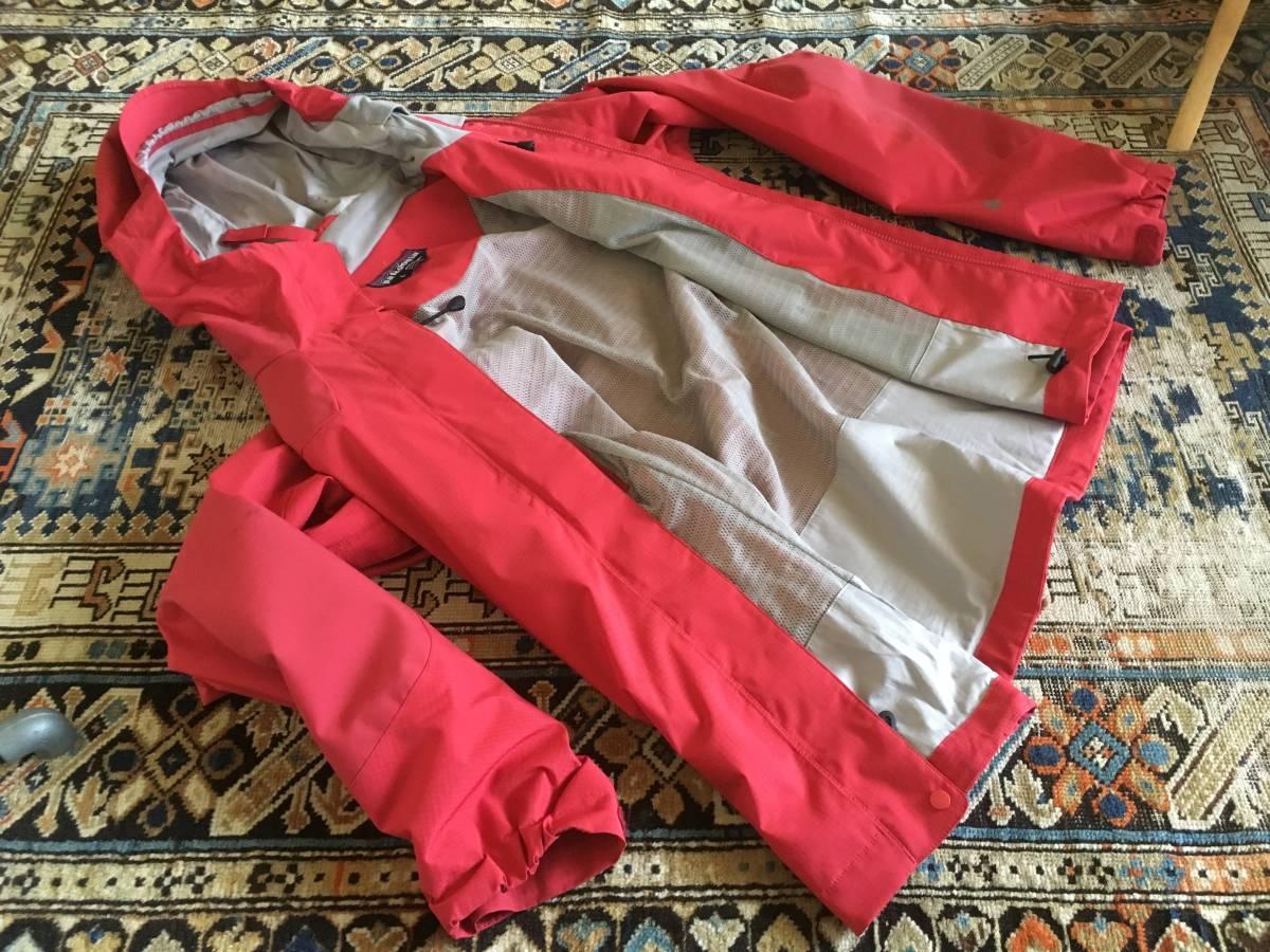 patagonia パタゴニア h2no ストームジャケット L/マウンテンパーカー アルパインジャケット スーパープルマ 登山 キャンプ 大きいサイズ_画像4