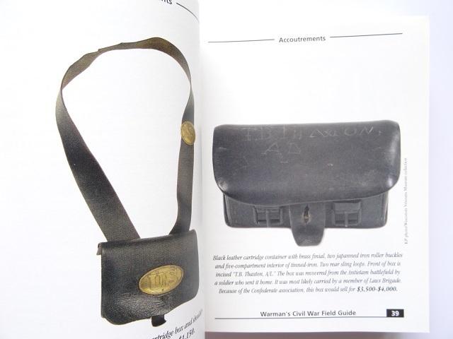 洋書◆南北戦争 装備品写真集 本 軍服 制帽 勲章 ライフル サーベル ボタン_画像2