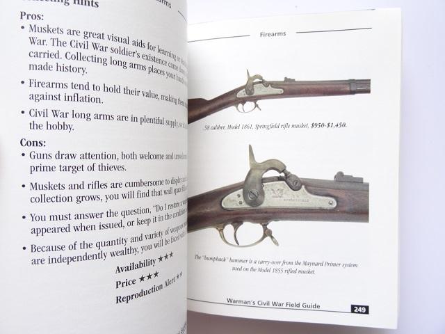 洋書◆南北戦争 装備品写真集 本 軍服 制帽 勲章 ライフル サーベル ボタン_画像5