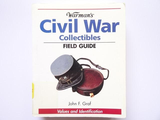 洋書◆南北戦争 装備品写真集 本 軍服 制帽 勲章 ライフル サーベル ボタン_画像1