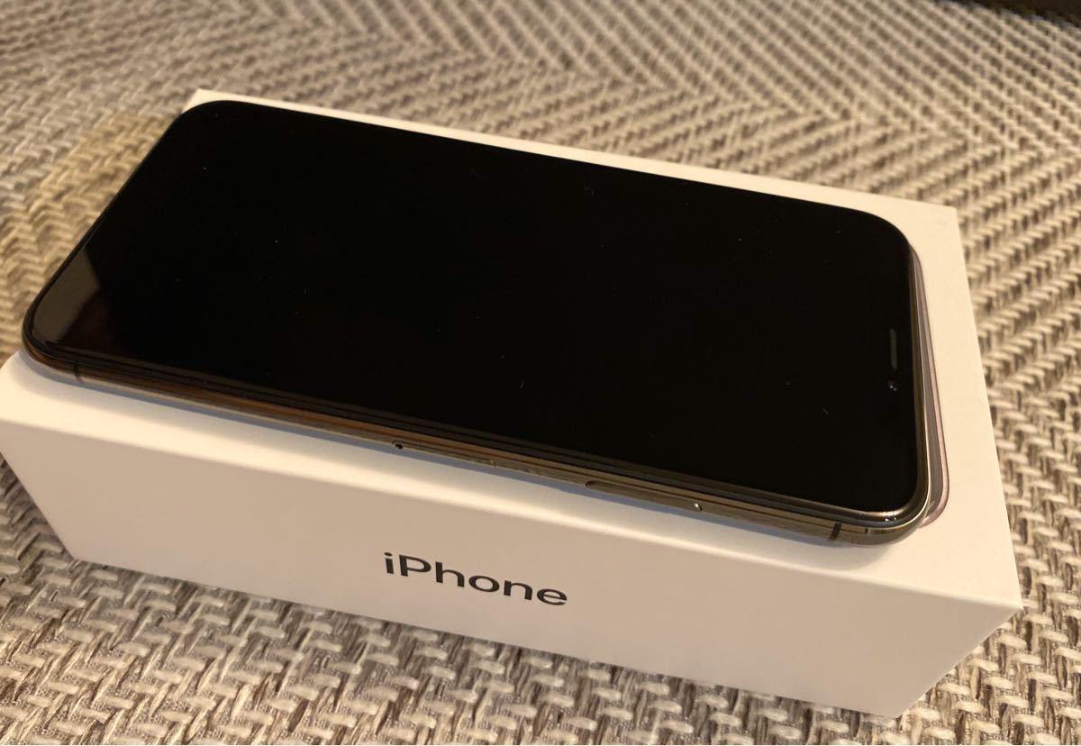 iPhone X 美品 SIMロック解除済み スペースグレイ 256GB 送料無料 _画像3