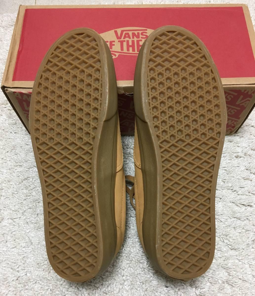 未使用品 VANS/バンズ ERA/エラ ヌバック スニーカー size 27.5cm_画像5