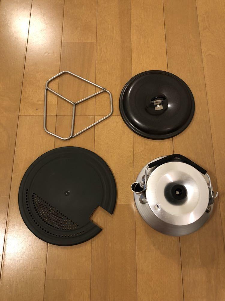 trangia トランギア ストームクッカーS オプション多数 _画像2