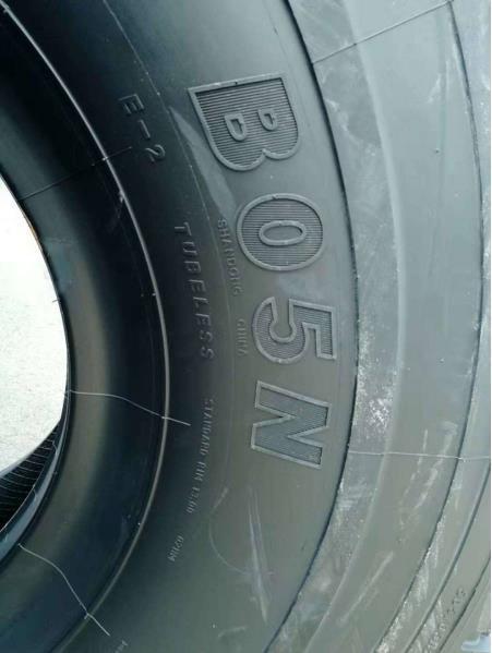 ラフター、ショベル用ORタイヤ  HILO(18.00R25) 505/95R25 (B05N)  _画像3