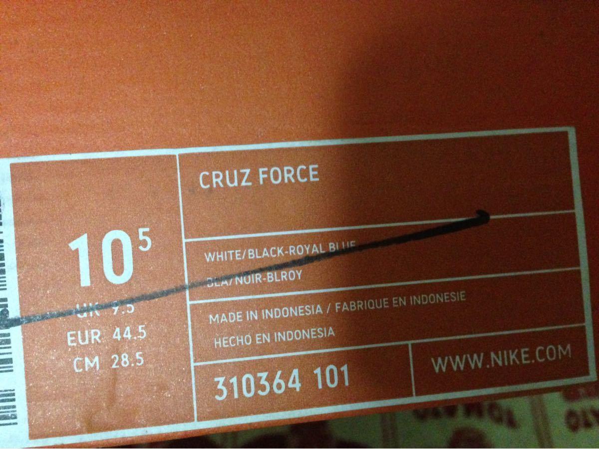NIKE ナイキ CRUZ FORCE 28.5_画像5