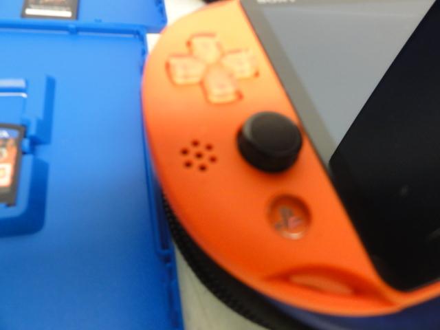 SONY ソニー PlayStation Vita 16GBメモリー付 2台セット 初期化済 中古品_画像8