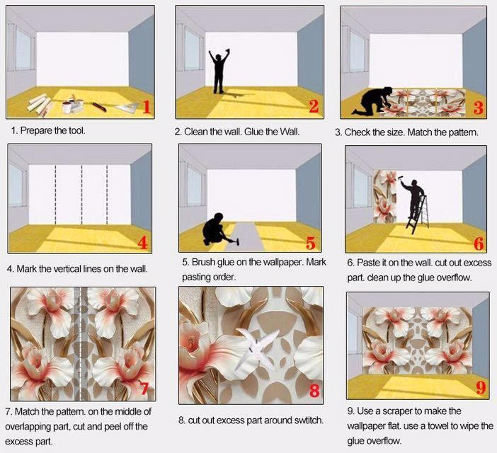 カスタム 3D 壁画壁紙不織布寝室の Livig ルームのテレビソファの背景の壁紙オーシャン海ビーチ 3D 写真壁紙家の装飾_画像8