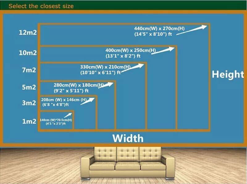 カスタム 3D 壁画壁紙不織布寝室の Livig ルームのテレビソファの背景の壁紙オーシャン海ビーチ 3D 写真壁紙家の装飾_画像5