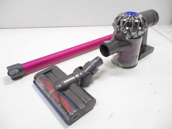 *Dyson DC62 cordless cleaner Cyclone vacuum cleaner cleaner Dyson consumer electronics C-2*