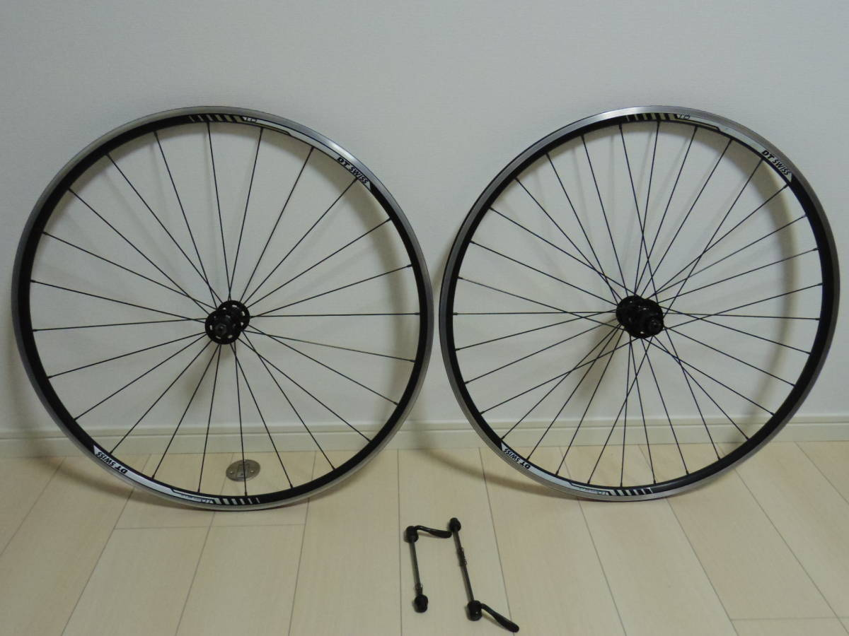 DT Swiss Axis 1.0 ホイール前後セット Simano10速 700c