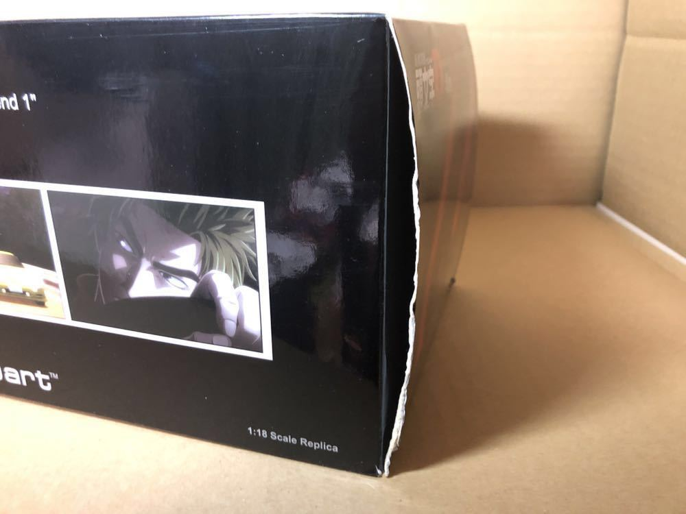 箱に多少のキズがあります
