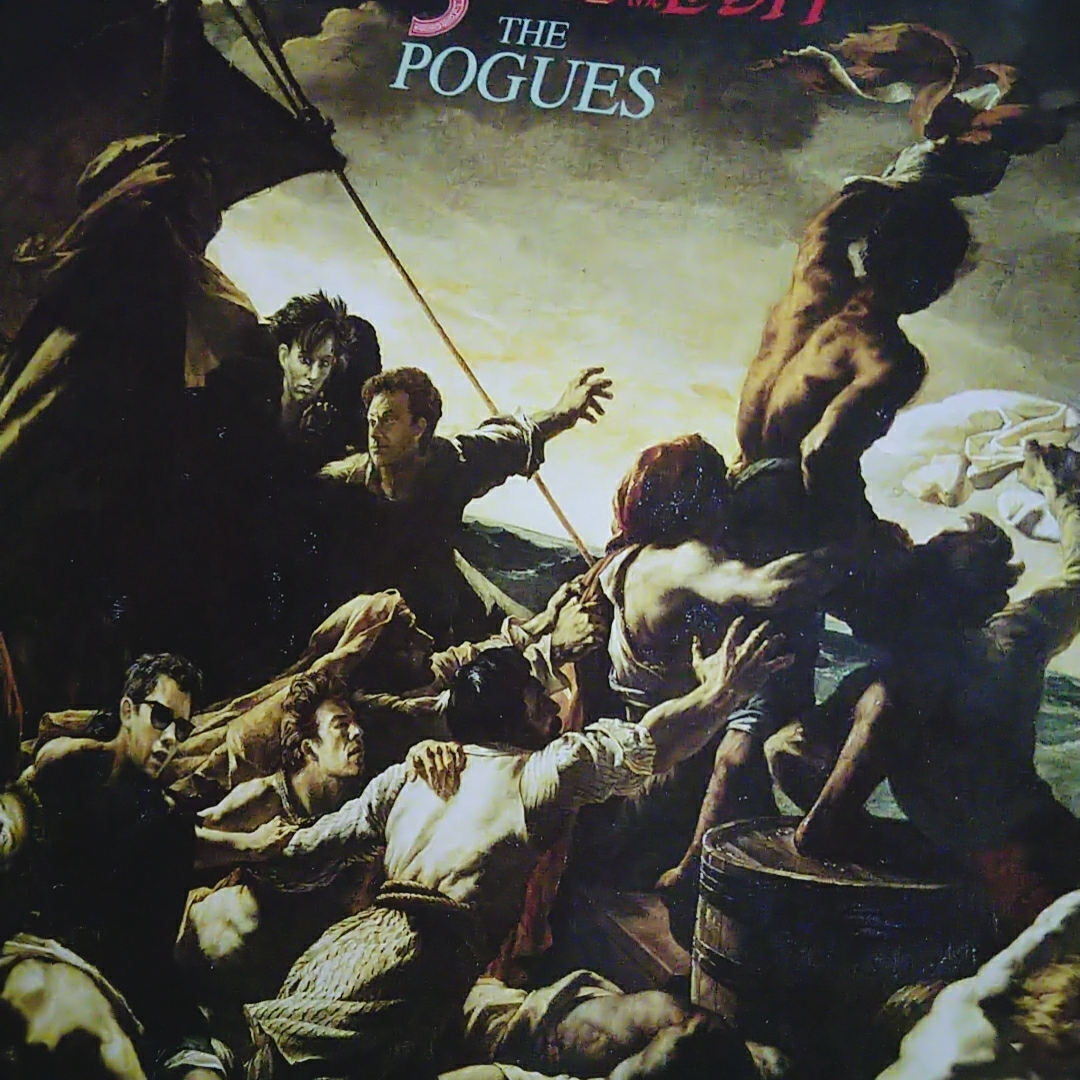 LPレコード■The POGUES■ポーグス・Rum Sodomy and the Lash 輸入盤 WEA 中古品