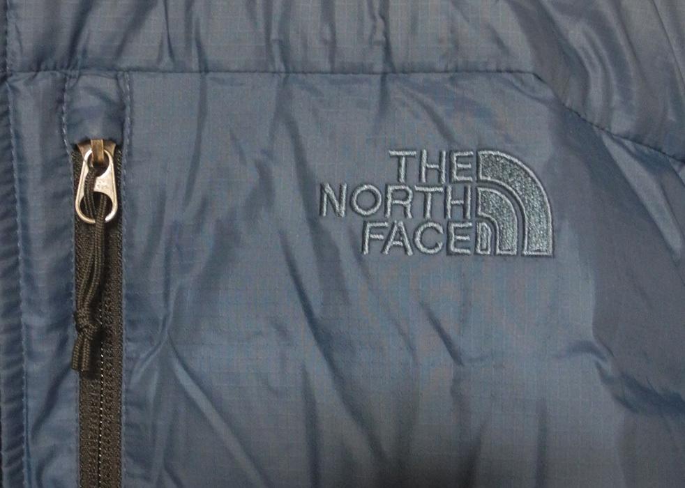ノースフェイス サミットシリーズ 羽毛 ダウンジャケット 新品 L THE NORTH FACE 青