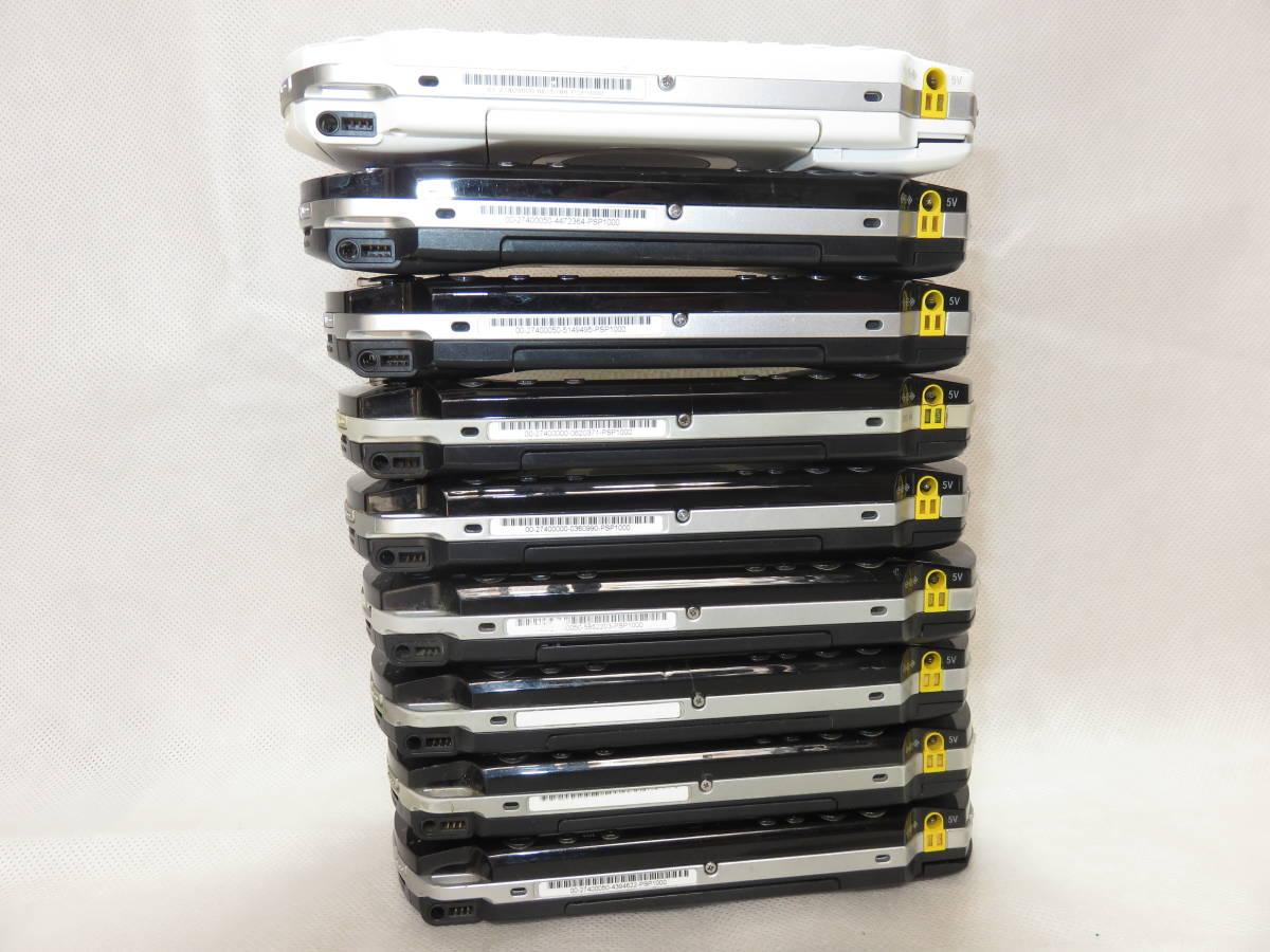 PSP-1000 9台