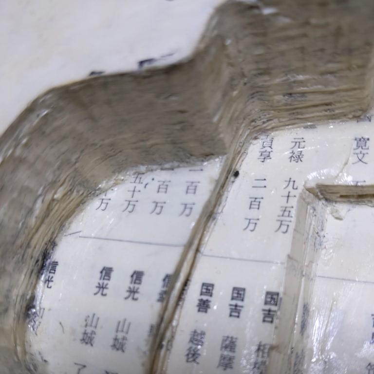 拳銃 ピストル 収納箱 辞典改造 ハンドメイド 珍品 グッズ 整理品_画像10