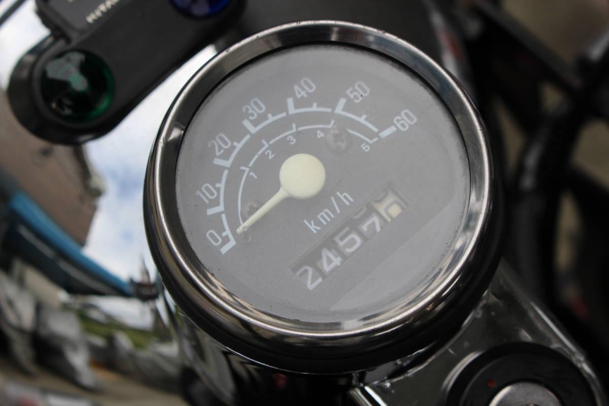 「HONDA APE エイプ50(AC16)改80cc ロンスイ カスタム レッド 綺麗 神奈川県 即決」の画像3