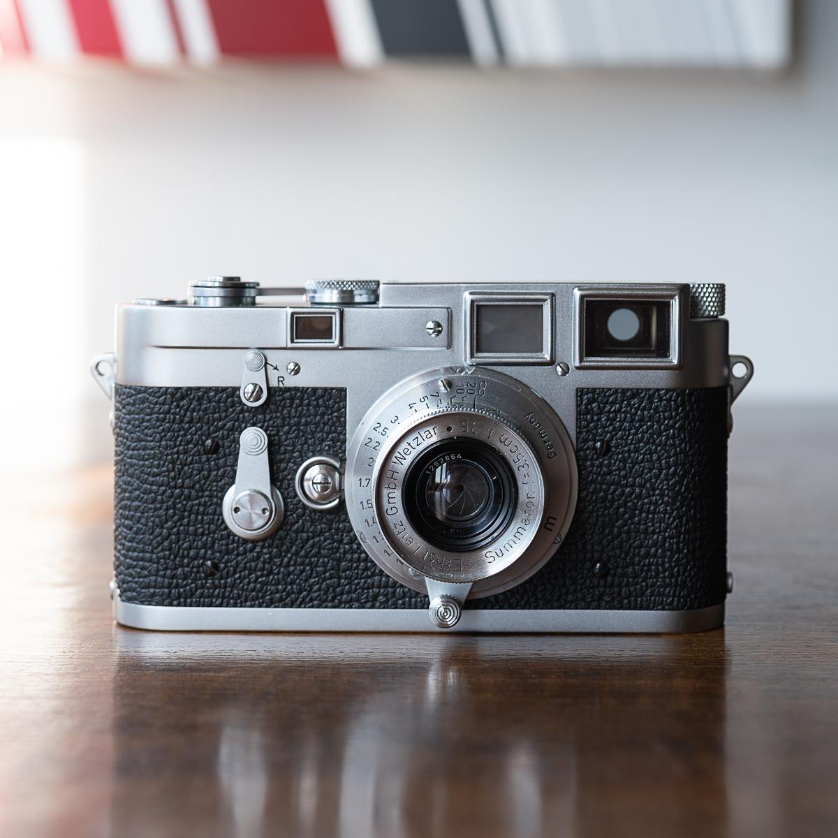 Leicaの情報
