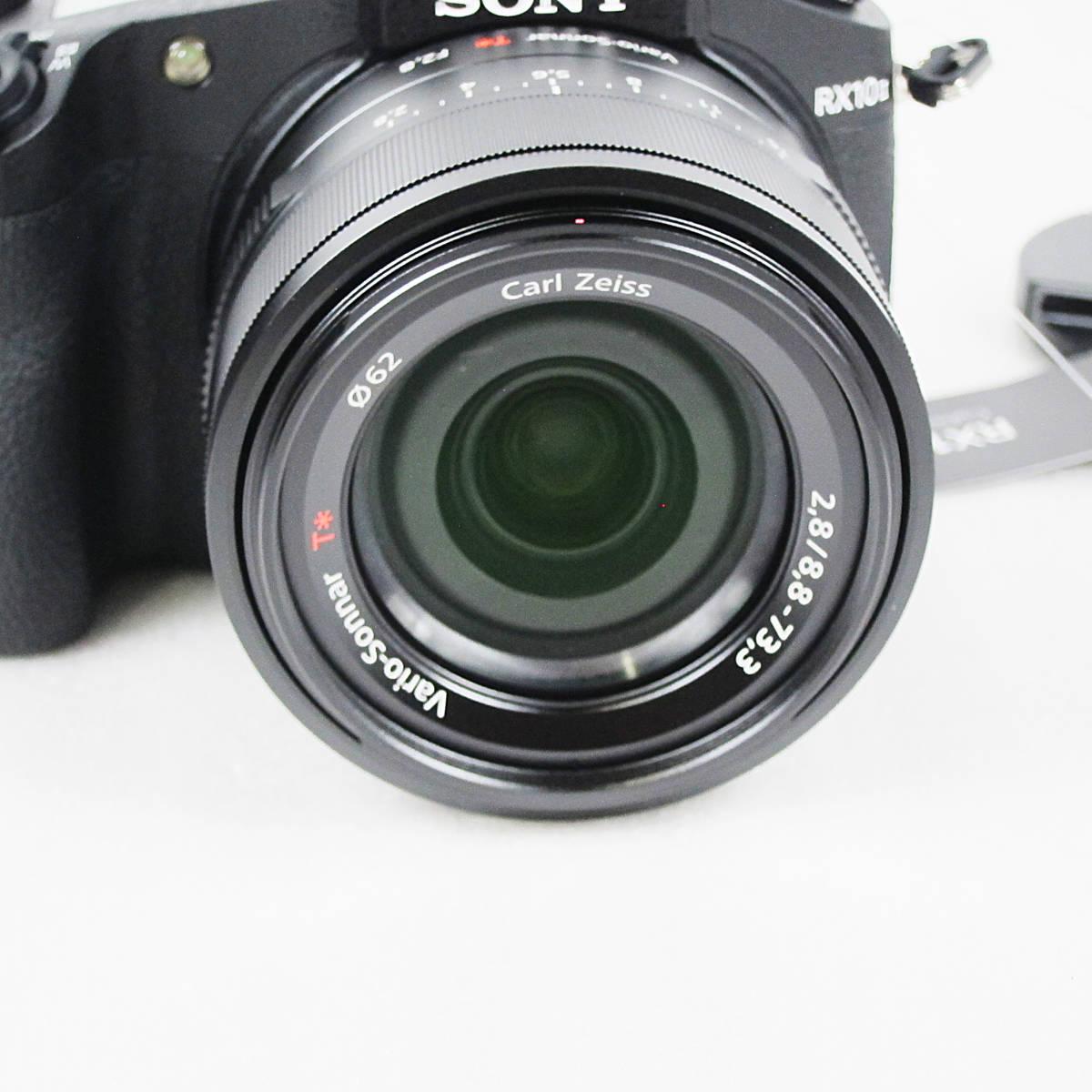 M4109●SONY ソニー デジタルスチルカメラ【海外仕様】Cyber-shot サイバーショット DSC-RX10M2 WiFi 4K 大口径ツァイス レンズ 未使用新品_画像6