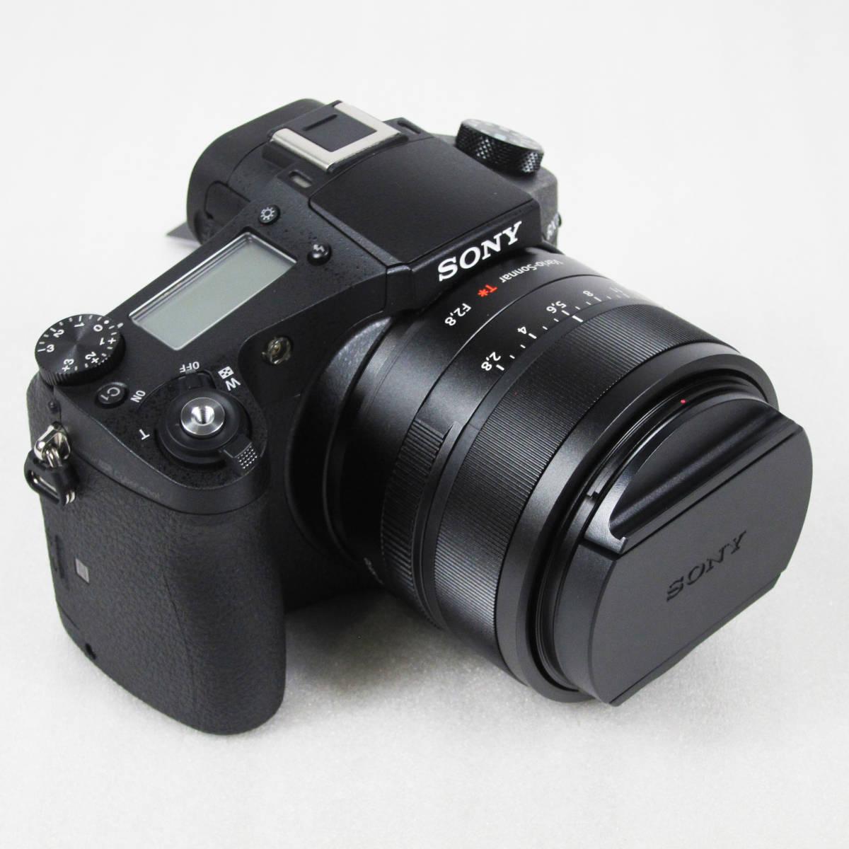 M4109●SONY ソニー デジタルスチルカメラ【海外仕様】Cyber-shot サイバーショット DSC-RX10M2 WiFi 4K 大口径ツァイス レンズ 未使用新品_画像3