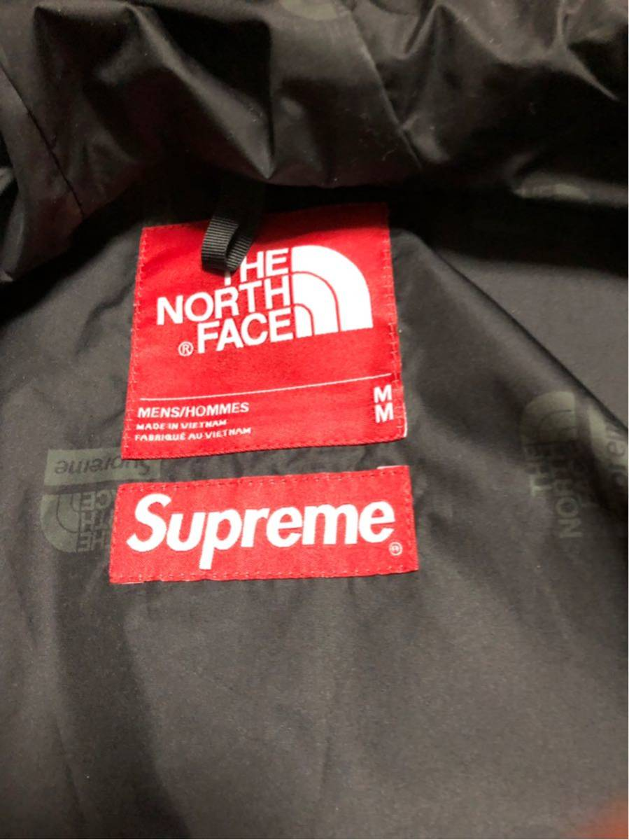 Supreme the North Face Expedition JACKET TNF M 登坂 今市隆二 3jsb 窪塚洋介 box logo_画像5