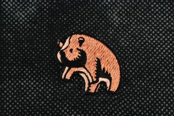 幻級 90'sUSA古着 BALZOUT PINK FLOYD ANIMALS ビンテージ Tシャツ sizeXL相当 黒 スケボー ピンクフロイド バンドT アメリカ BROCKUM_画像3