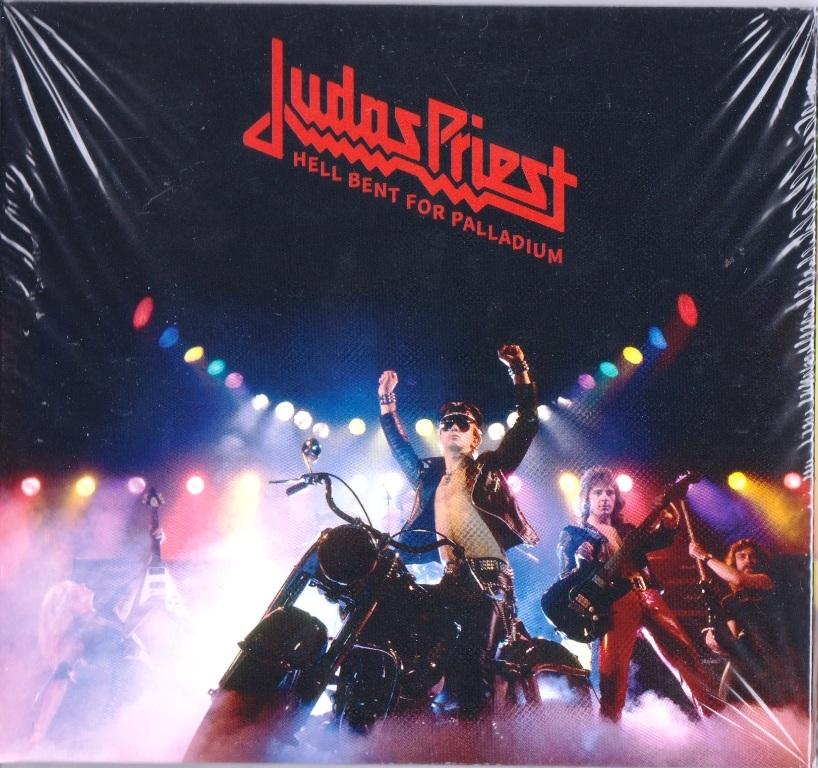 Judas Priest - Hell Bent For Palladium 二枚組CD