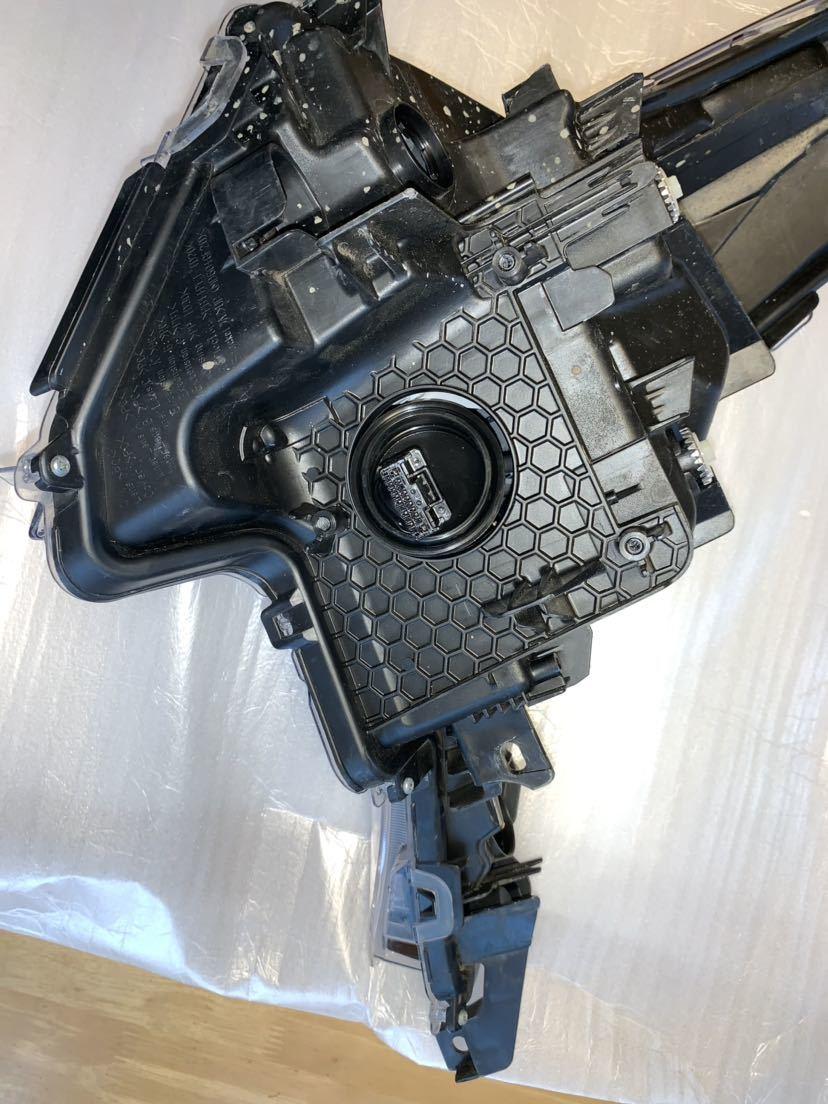 プリウス 左ヘッドライト ZVW50 51 55 前期 美品LED 送料無料 81185-47691 47-80_画像5