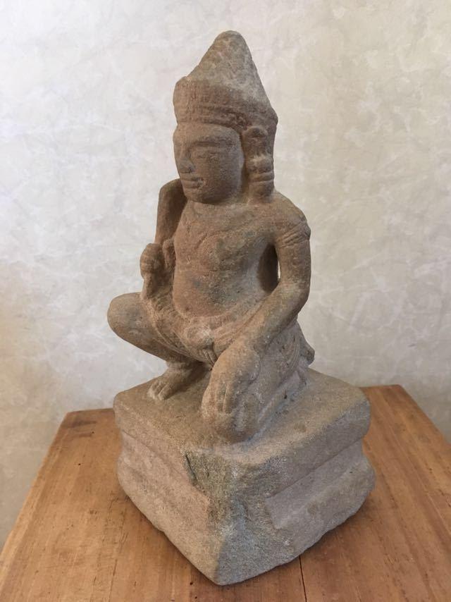 クメール バプーオン期石像_画像2