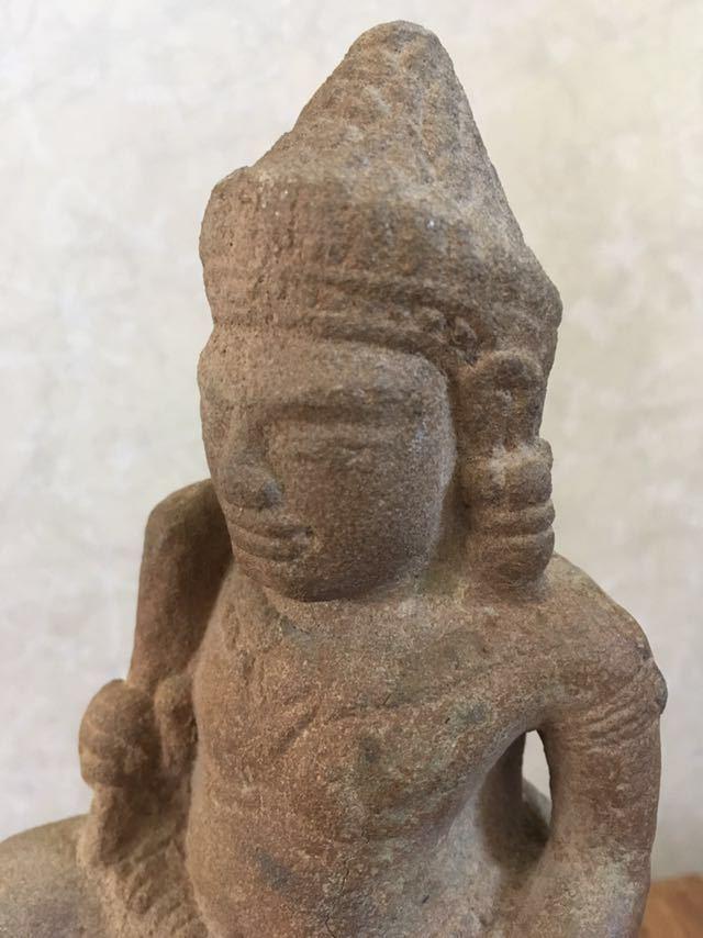 クメール バプーオン期石像_画像3