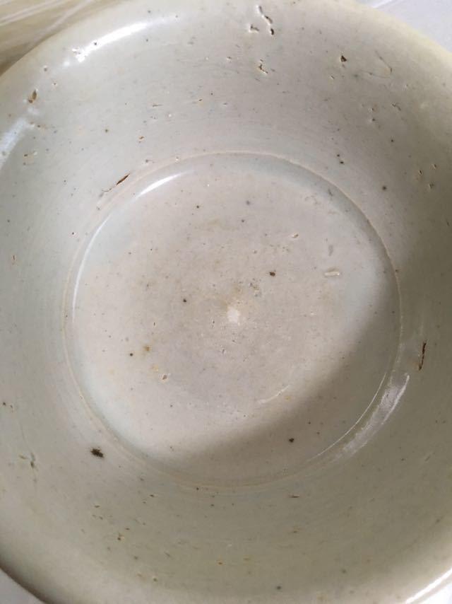 李朝初期 白磁茶碗_画像5