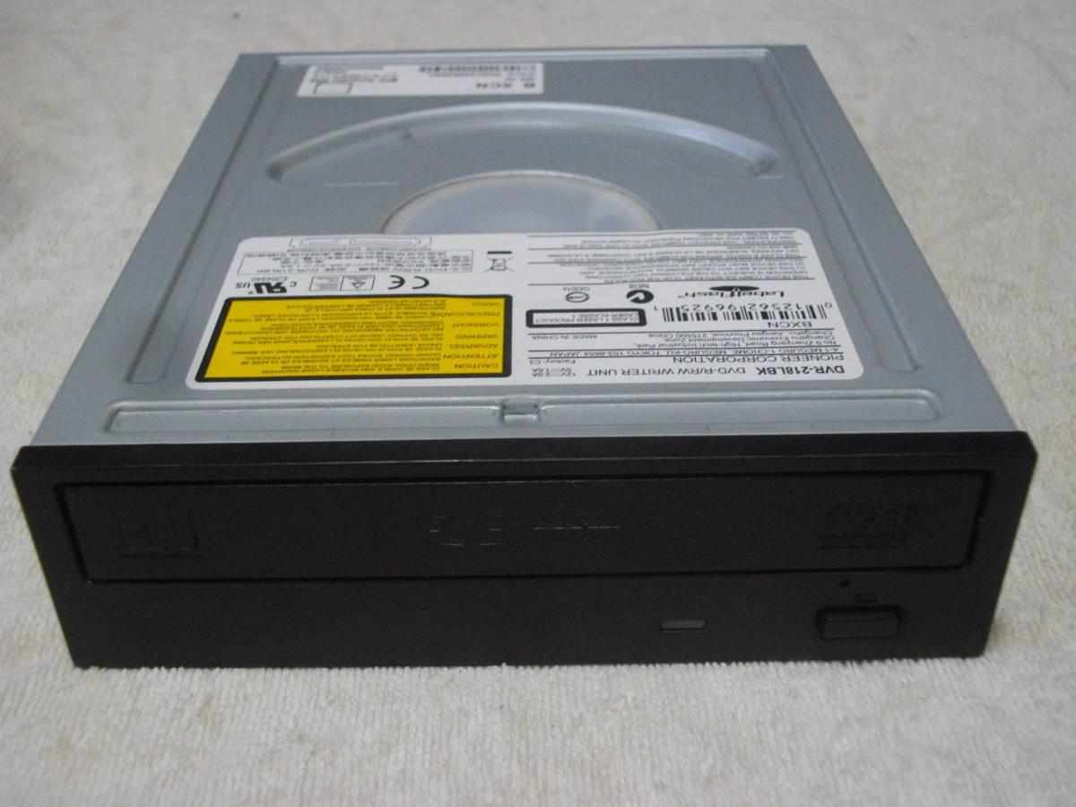 Pioneer DVR-218LBK SATAマルチドライブ ***1012***送料510円