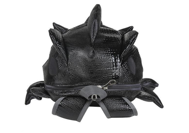高級感満載!新品 デザイナーズ変形 爬虫類リュック込ベルト付 ユニセックス鞄 クロコダイル(ワニ)柄お洒落 実物写真_画像5