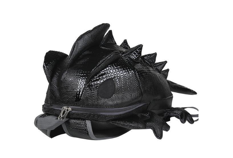 高級感満載!新品 デザイナーズ変形 爬虫類リュック込ベルト付 ユニセックス鞄 クロコダイル(ワニ)柄お洒落 実物写真_画像6