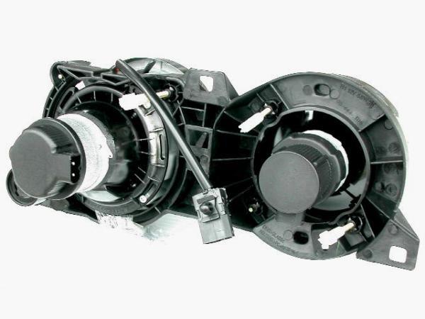 車検対応●BMW E30 3シリーズ全車用キセノンタイププロジェクターヘッドライトセット/318/320/323/325/M3/HID対応/ガラスレンズ_画像2