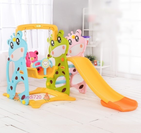 高級感溢れる★ベビー用滑り台 子供用スライド 室内すべり台 スイング 遊園地組み合わせ 1-6歳 室内遊具 子供用おもちゃ