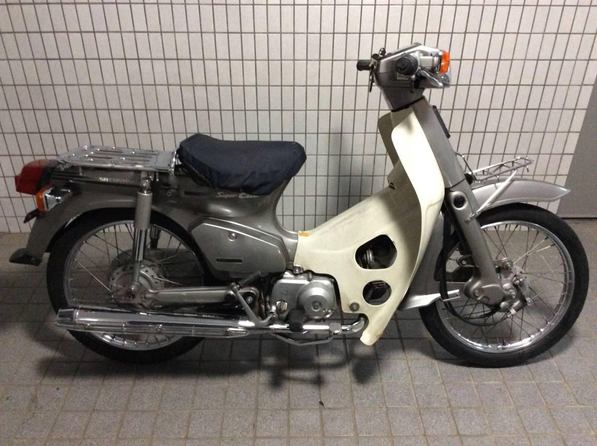 ☆程度良 スーパーカブ カスタム50 ☆