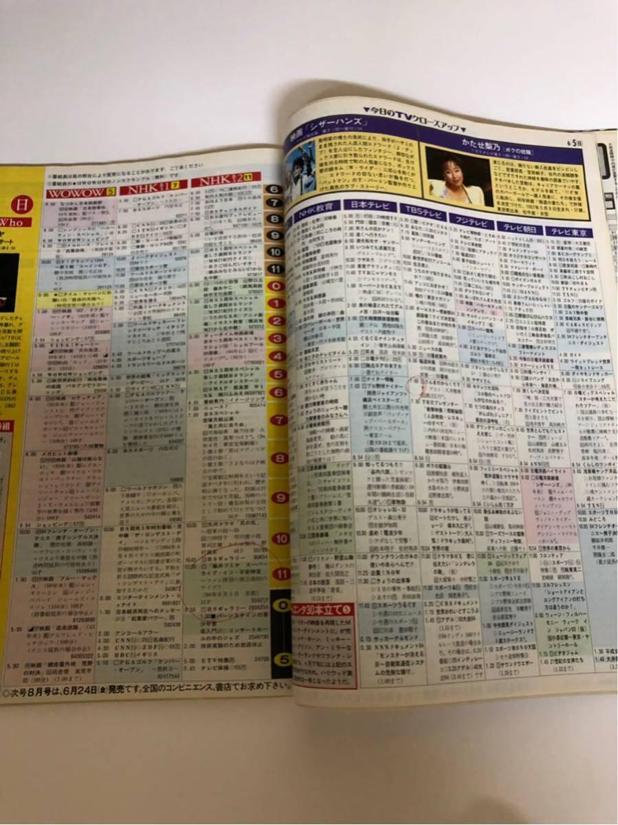 欄 bs テレビ 大阪